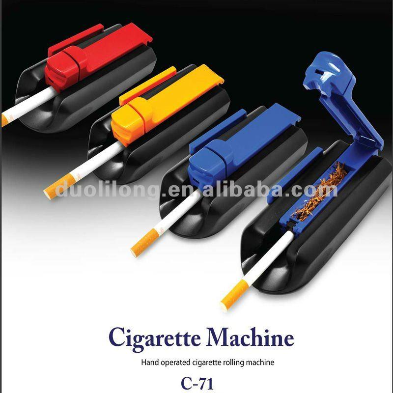 manual cigarette roller machine