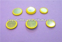 3.6V rechargable lithium button battery LIR 3048