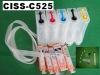 (CISS-C525) CISS continuous ink supply system for Canon pgi525 cli526 pgi 525 pgi-525 PIXMA IP4850/MG5150/MG5250/MG6150/MG8150