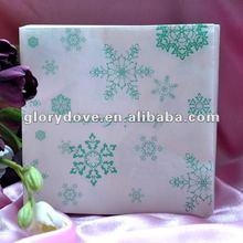 snow paper napkins