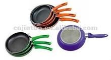 non-stick aluminium cookware set
