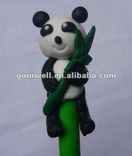 cute panda ball pen