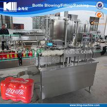 Automatic Soda Canning Machinery