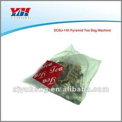 nylon pyramid tea bag machine