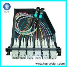MPO/MTP fiber optic telecom equipment