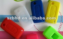 2012 Popular Promotion Silicone Key Case for Cars