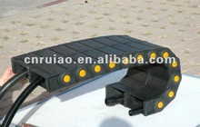 plastic high speed guaranteed cable carrier sold in meter