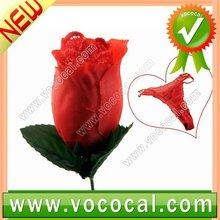 Valentine Gift Panty Rose,MOQ 100