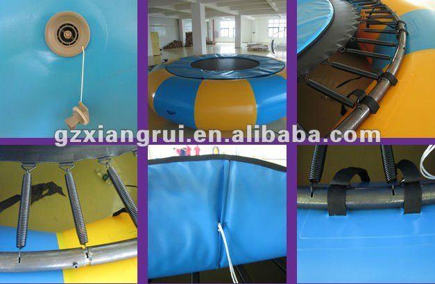 sungear water trampoline