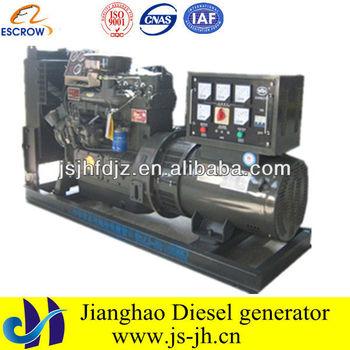 Hot sale Chinese Weichai ricardo 13KVA generator