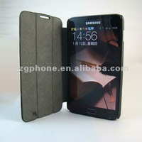NEW Design For SAMSUNG I9220 leather cover case