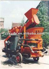 Gunite supply and equipment