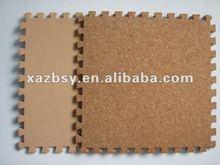 """""""QINBA"""" anti-fatigue EVA cork mats"""
