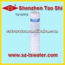 10 inch yarn filter cartridge 1um for water water filters