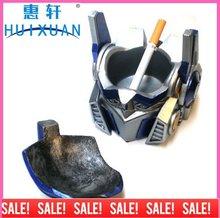 Yiwu stock 2012 hot sale!!!Optimus Creative ashtray
