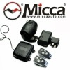 Sistema de Alarma de Vehiculos con Transmisor Metalico(OW113B)