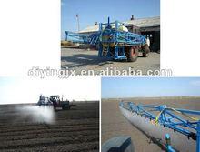 tractor mounted atomizing sprayer