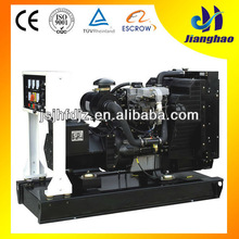 3 phase 4 wires 110kw diesel generator set