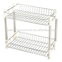 kitchen storage tier shelf