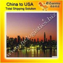 container transport guangzhou to Buffalo,USA