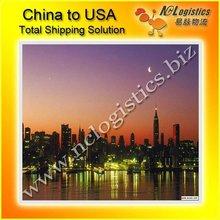 Shenzhen/Guangzhou consolidation to Buffalo,USA