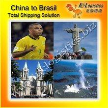 International shipping from Guangzhou to Brasil