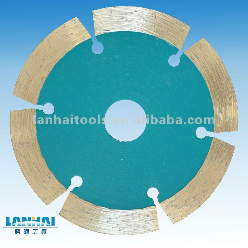 110 mm pequeno lâmina de serra circular discos de diamante para uma pedra