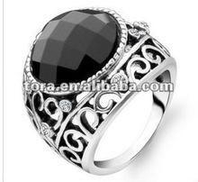 fashion cheap rings with big rhinestone
