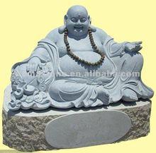 Cheap Good Luck Buddha Stone Statues