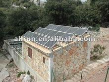 well design solar generator 220v