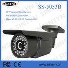 SS-5053B,42IR SONY CCD 1/3 540TVL 40M CCTV Camara impermeable de Seguridad ,China Manufacture sale directly