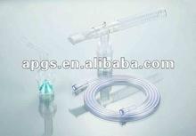 Médicos desechables nebulizador& pieza de la boca