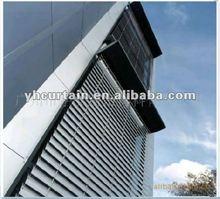 PVC Venetian Blinds Aluminum louvres