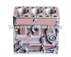 FIAT 3-Cylinder Diesel Engine Cylinder Block