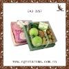 fragrance aromatic potpourri bag with pvc box