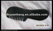 Natural needle stone comb for gift needle stone for massage