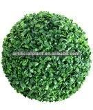 Artificial grass ball for home decoration