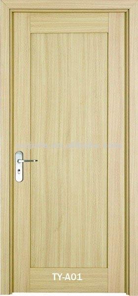 Home product categories interior wooden door simple for Wood doors simple design
