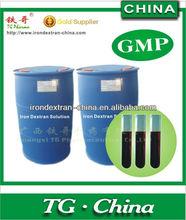 Ferro dextrano 10% liquido