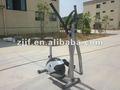 Los ciclos en posición vertical, la bicicleta elíptica