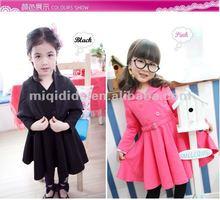 2012 Autumn new design ,kids dress/fashion designs/high quality