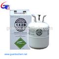 Gas refrigerante r142b di serbatoio iso. 99,8% purezza