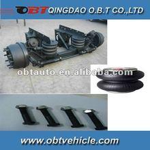 Air suspension,suspension system,rubber air spring