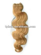 Wholesale Blonde Body Wave Peruvian Virgin Hair Hot Sale