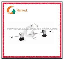 GCM002 black bottom hanger with clips