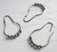 Pearl Shower Curtain Hook