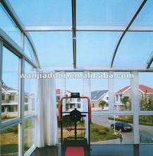 Sunroom roof