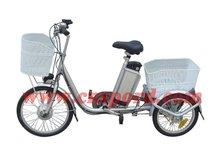 electric bike 3 wheels