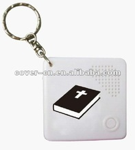 2012 Promotional gift music Keychain
