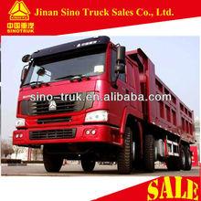HOWO 8X4 Man Diesel Tipper Truck hot selling